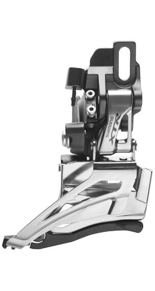 Shimano XTR FD-M9025 Voorderailleur 2x11-voudig zwart/zilver